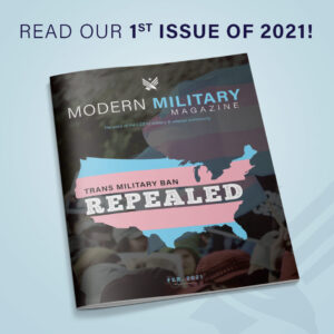 February Magazine Cover 2021